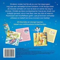 Boek De mooiste 1 minuutverhalen - Leuke voorleeskaarten-Achteraanzicht