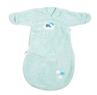 Dreambee Winterslaapzak Niyu fleece softy munt 60 cm