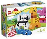 LEGO DUPLO 10573 Animaux rigolos-commercieel beeld
