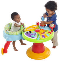Bright Starts activiteitentafel Activity Center Zippity Zoo 3-in-1 Around We Go!-Afbeelding 2