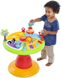 Bright Starts table d'activités Activity Center Zippity Zoo 3-in-1 Around We Go!-Image 3