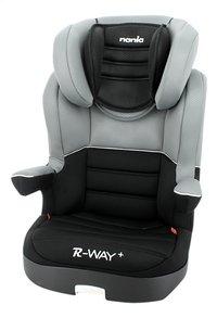 Nania Autostoel R-Way SP Luxe Groep 2/3 grey-Rechterzijde