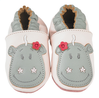 Noukie's Chaussons Victoria rose clair pointure 19/20