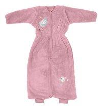 Dreambee Winterslaapzak Lila & Lou Lila soft fleece 85 cm-Vooraanzicht