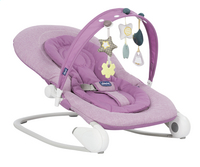 Chicco Relax Hoopla Bouncer lilla-Linkerzijde