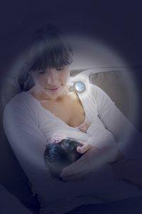 Infantino Nachtlampje Gentle Glow Feeding Light-Afbeelding 1