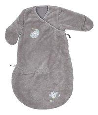 Dreambee Winterslaapzak Lila & Lou Lou soft fleece grijs 60 cm-Artikeldetail