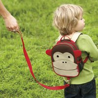 Skip*Hop Rugzak Zoo Monkey-Afbeelding 1