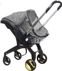 Doona Regenhoes voor draagbare autostoel