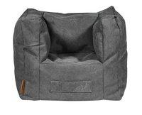 Jollein Fauteuil pour enfant beanbag stonewashed grey