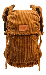 ByKay Combidrager Click Carrier Deluxe Mustard Brown-Vooraanzicht