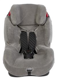 Dreambee Housse d'été Essentials pour siège-auto groupe 1/2/3 gris-Avant