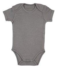 Dreambee Body met korte mouwen Essentials vliegertje grijs - 3 stuks-Artikeldetail