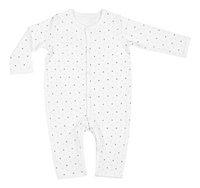 Dreambee Pyjama Essentials croix blanc/gris taille 50/56-Détail de l'article