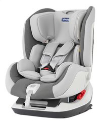 Chicco Siège-auto Seat Up Groupe 0+/1/2 gris-Avant