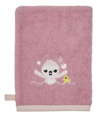 Dreambee Cape de bain et gant de toilette Lila & Lou Lila-Détail de l'article