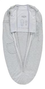 Puckababy Cape d'emmaillotage Original Mini jersey dotty grey-Détail de l'article