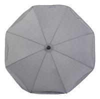 Isi Mini Parasol grijs-Vooraanzicht