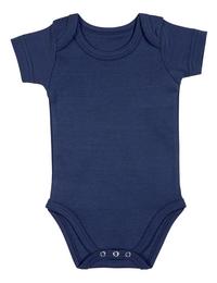 Dreambee Body met korte mouwen Essentials allover streep blauw/wit - 3 stuks-Artikeldetail