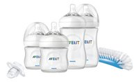 Philips AVENT Set de démarrage Natural pour nouveau-né blanc