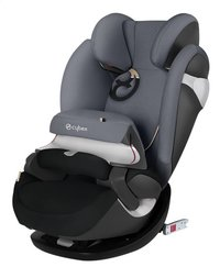 Cybex Autostoel Pallas M-Fix Groep 1/2/3 graphite black-Vooraanzicht