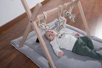 Childhome Speelboog Tipi Play Gym naturel-Afbeelding 3