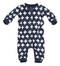 Z8 Pyjama Caiden navy/white
