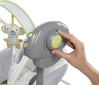 Ingenuity Babyswing Portable Swing buzzy bloom-Artikeldetail