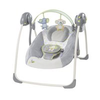 Ingenuity Babyswing Portable Swing buzzy bloom