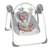 Ingenuity Babyswing Portable Swing buzzy bloom-Afbeelding 4