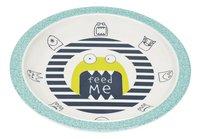 Lässig Assiette plate Little Monsters Bouncing Bob