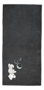 Dreambee Drap de bain Nino gris foncé-Détail de l'article