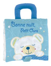 Knuffelboekje Bonne nuit, Petit ours FR