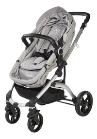 Dreambee Poussette Essentials pearl grey-Image 3