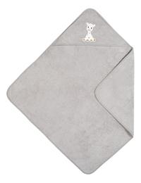 Dreambee Cape de bain Tobi gris-Détail de l'article