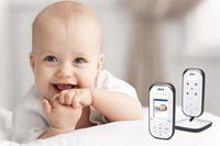 Alecto Babyphone avec caméra DVM-65-Image 1