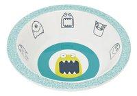Lässig Assiette creuse Little Monsters Bouncing Bob