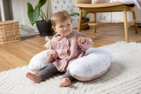 doomoo Coussin d'allaitement Softy Spring Pink-Image 1
