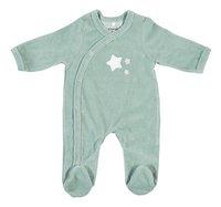 Dreambee Pyjama Essentials sterretje lichtgroen-Vooraanzicht