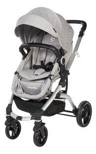 Dreambee Wandelwagen Essentials pearl grey-commercieel beeld