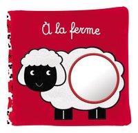 Knuffelboekje À la ferme - Francesca Ferri FR