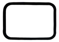 Dreambee Autospiegel Essentials zwart-Vooraanzicht