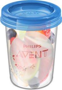 Philips AVENT Pot de conservation 240 ml - 5 pièces