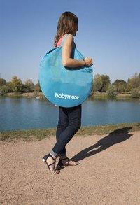 Babymoov Tente anti-UV pop-up modèle 2019 bleu-Image 1