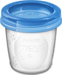 Philips AVENT Pot de conservation 180 ml - 5 pièces
