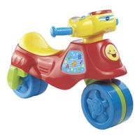 VTech Baby Rijd & Leer Motorfiets NL rouge