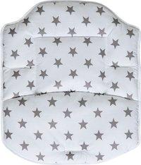 Schardt Verkleinkussen voor meegroeistoel grijze sterren