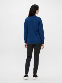 Mamalicious Sweater Estate Blue-Image 4