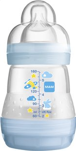 MAM Biberon anticolique Easy Start Anti-Colic bleu 160 ml-Détail de l'article
