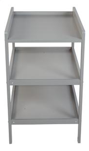 Jurababy Table à langer gris-Avant